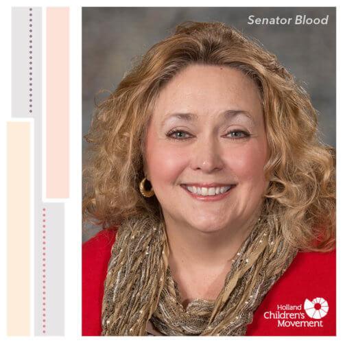 Senator Blood