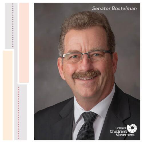 Senator Bostelman