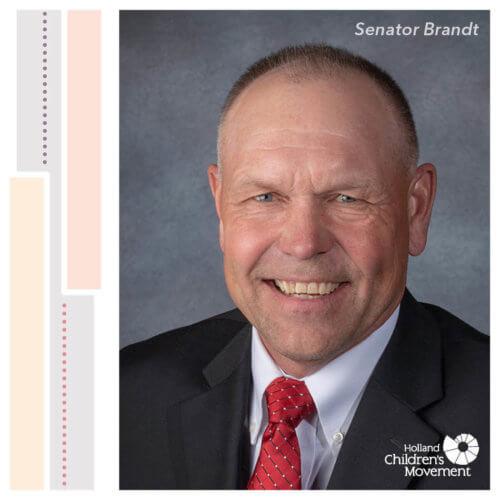 Senator Brandt