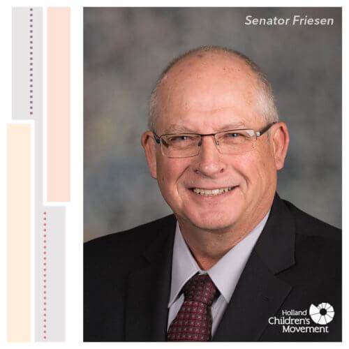 Senator Friesen