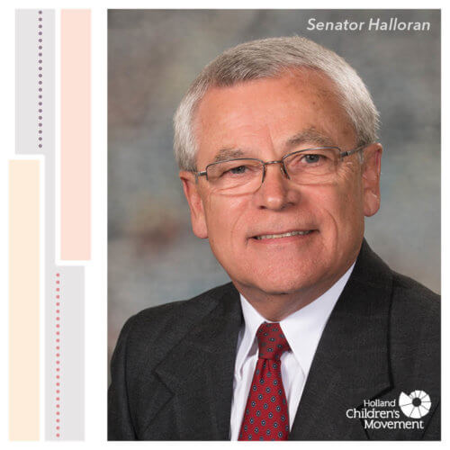 Senator Halloran