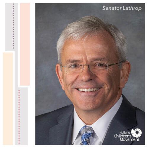 Senator Lathrop