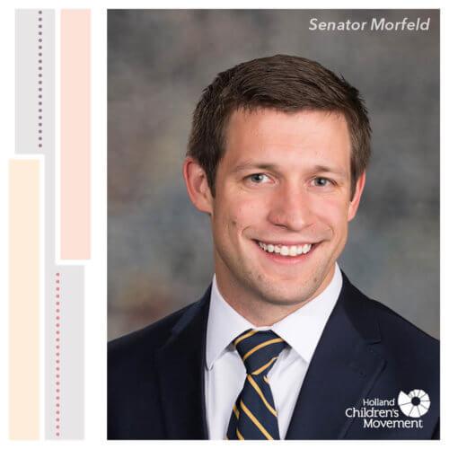 Senator Morfeld