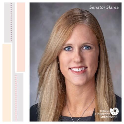 Senator Slama