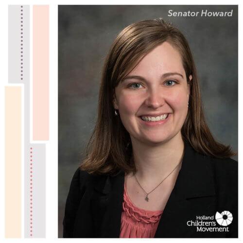 Senator Howard